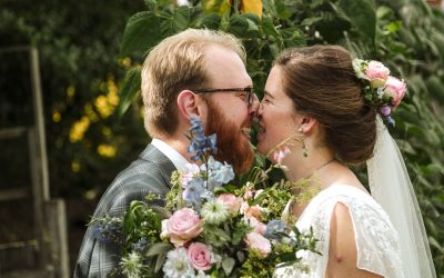 Sabina+Tom Garden Wedding