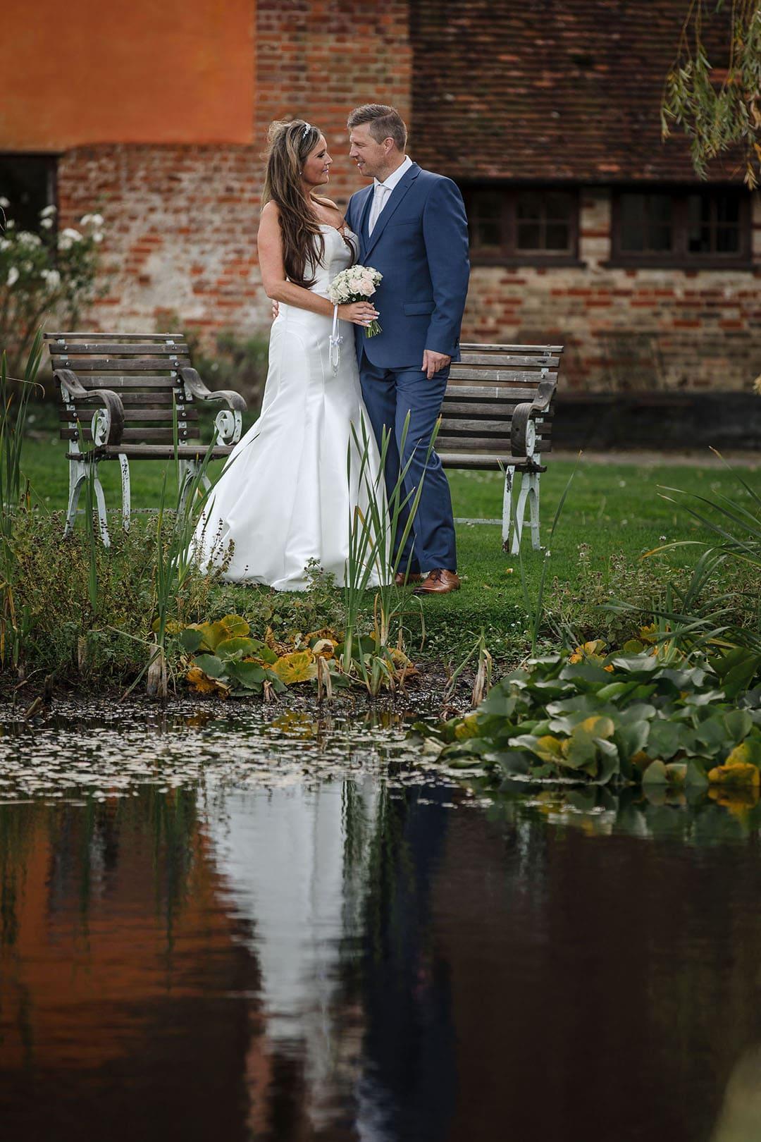 Moreves Barn Wedding