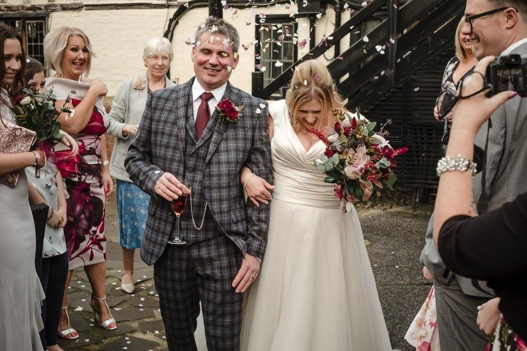 Jo and Daves Long Melford wedding